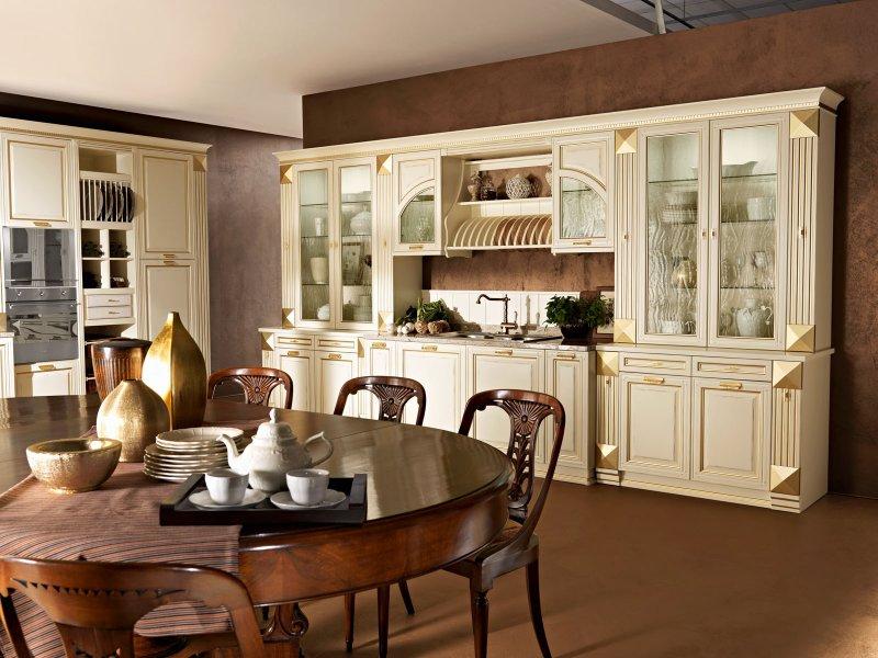 L 39 eleganza delle vetrinette in arte povera nel soggiorno for Vetrinette arte povera