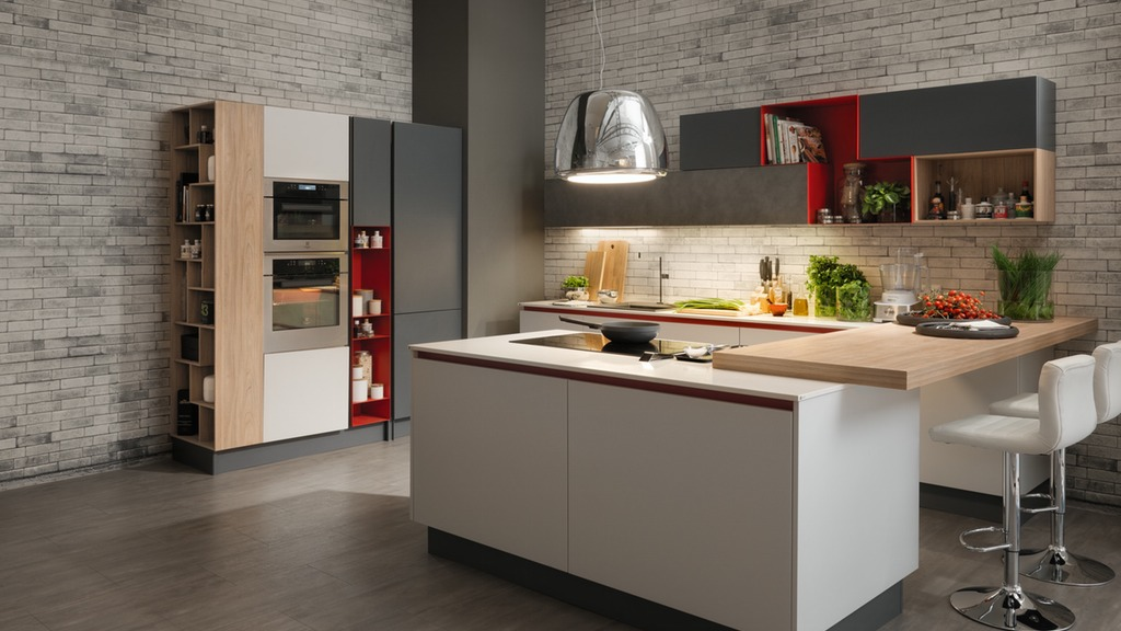 Stosa: cucine Made in Italy | Parassito