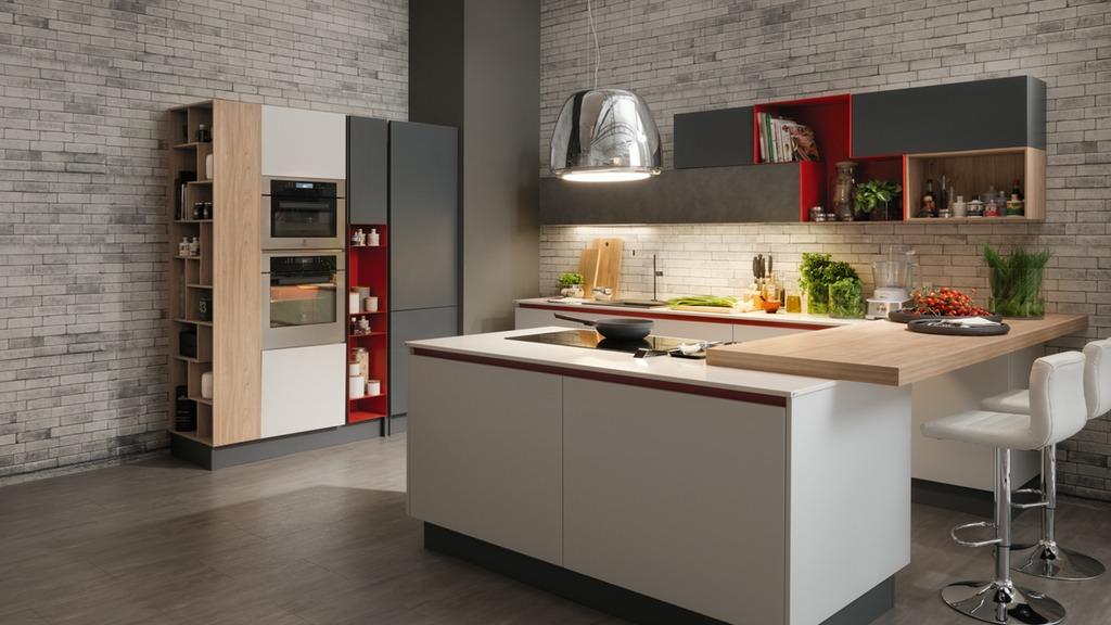 Cucine Moderne Stosa Prezzi.Stosa Cucine Made In Italy Parassito
